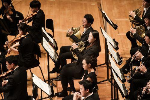 horn beethoven chorus