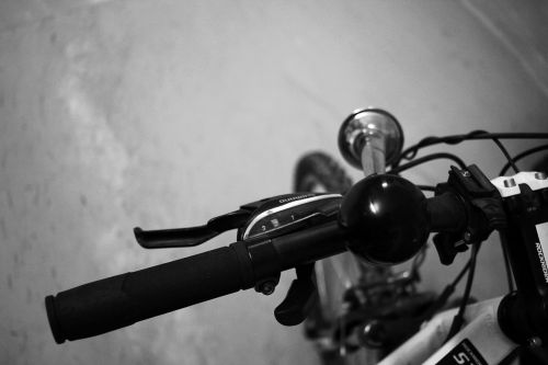 horn handle bicycle