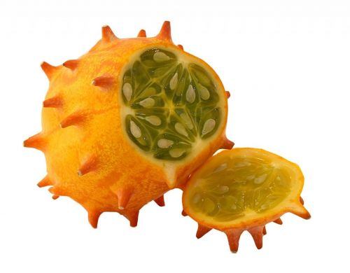 horn cucumber fruit kiwano