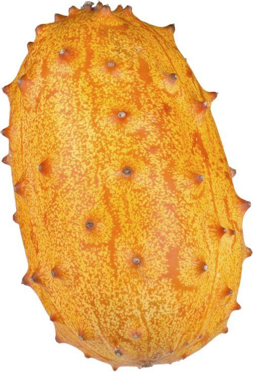 horned melon african horned cucumber kiwano melon
