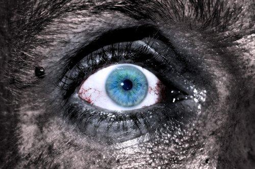 horror  halloween  eye
