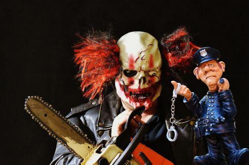 horror clowns trend usa