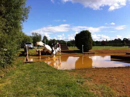 horse competition eventing