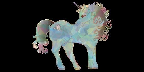 horse unicorn narwhal