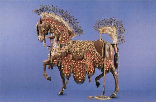 horse armor 18th century