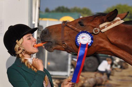 horse girl winner