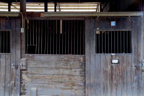 horse stable barn farm