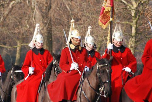 horseguards london horses