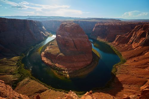horseshoe bend river