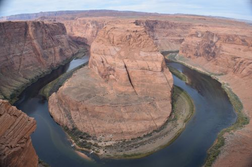 horseshoe bend grand canyon usa