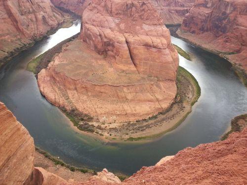 horseshoe bent america tourist destination