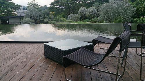 hortpark singapore pond