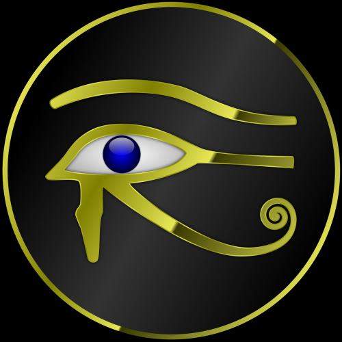 horus eye ra