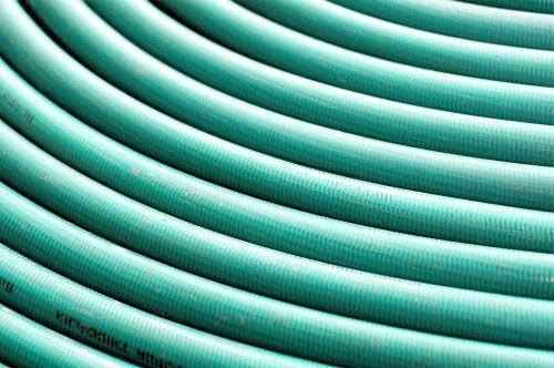 hose watering green