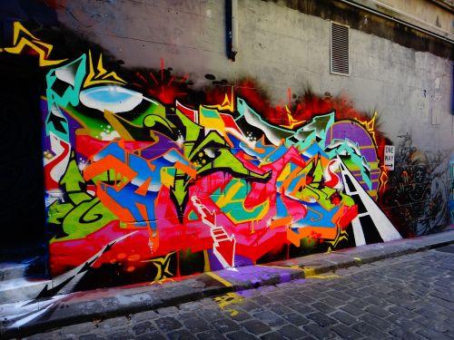 hosierlane graffiti street art