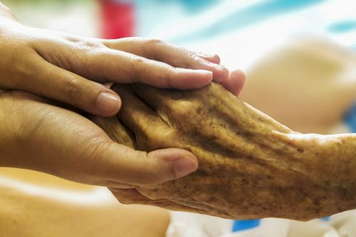 hospice hand in hand caring