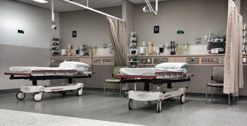 hospital a e emergency