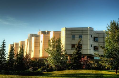 hospital edmonton canada