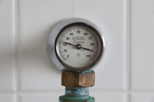 hospital bad thermostat