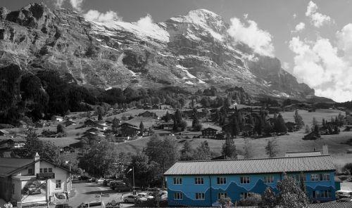 hostel eiger north face grindelwald