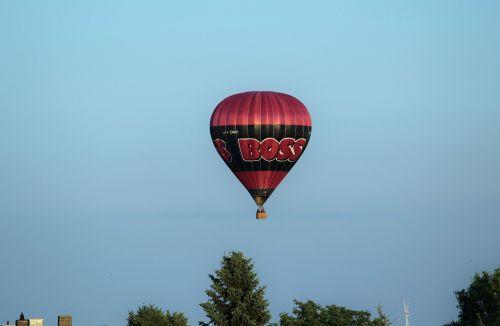 hot air balloon hot air balloon ride float