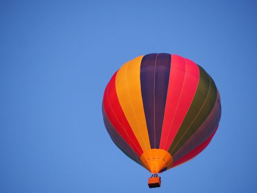 hot air balloon sky balloon