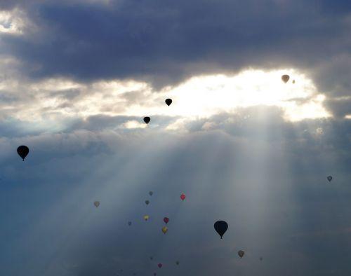 hot air balloon aviation balloon