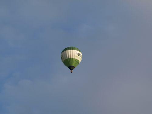 hot air balloon balloon sky