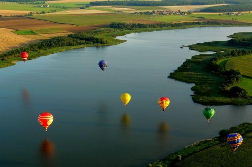 hot air balloon balloons metz
