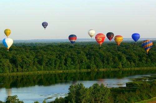 hot air balloon metz balloons