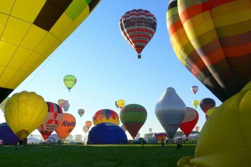 hot-air ballooning metz global air balloon