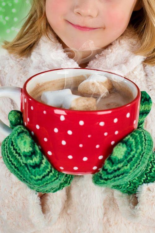 hot chocolate winter chocolate