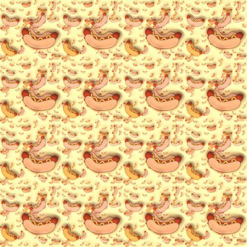 hot dog frankfurter sausage