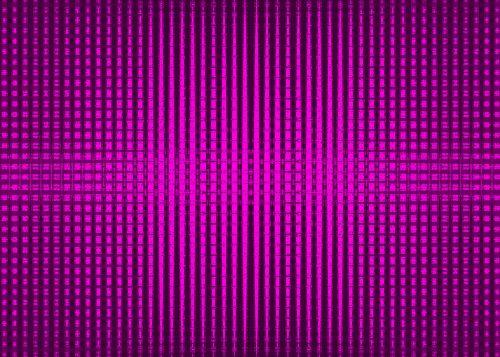 Hot Pink Grid
