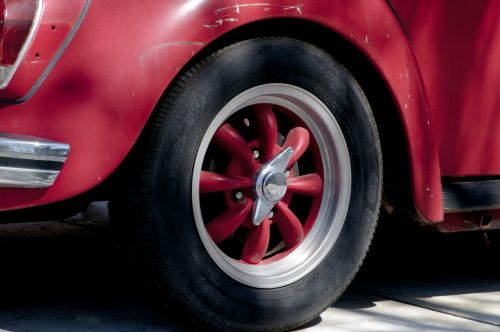 Hot Red Rims