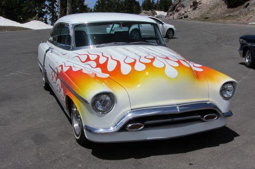 oldtimer classic car vintage car