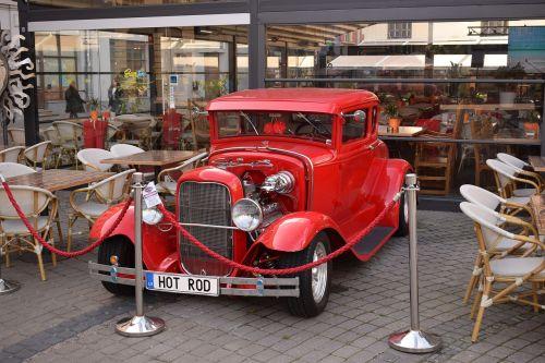 hot rod car vehicle