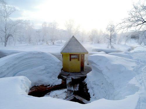 hot springs thermal water creek