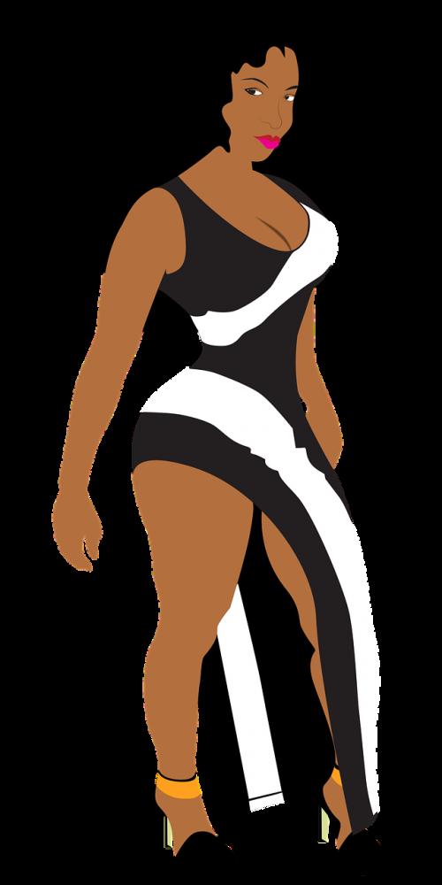 hot woman slit dress maxi dress