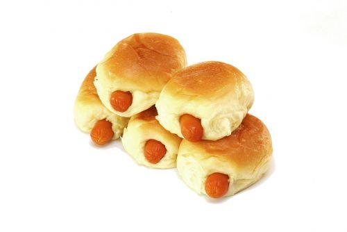 hotdog bakery sweets