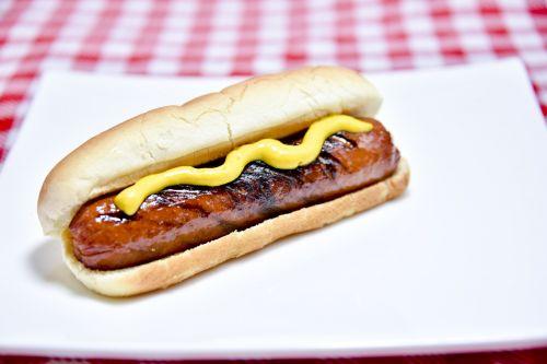Hotdog Mustard Only