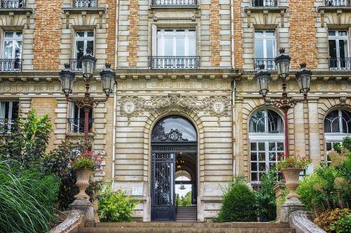 hotel france vittel