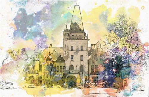 hotel castle tremsbüttel mecklenburg