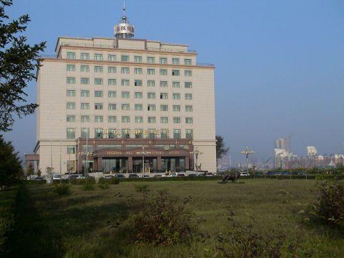 hotel architecture china