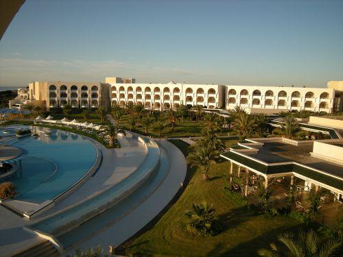 hotel atlas tunisia