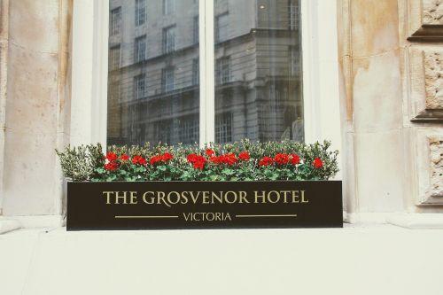 hotel grosvenor hotel victoria