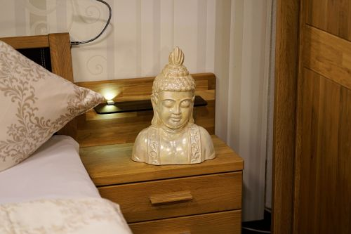 hotel accommodation bedroom