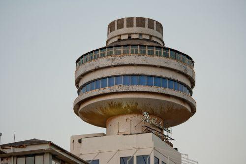 viešbutis,Mumbajus,apvalus,architektūra,betonas,bombėjaus,Indija