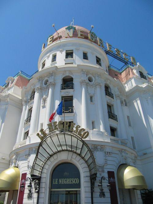 hotel negresco côte d'azur