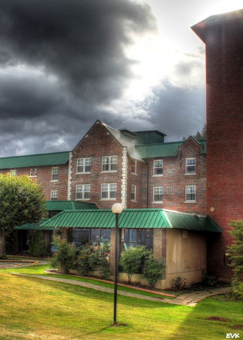hotel harrison building